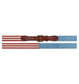 Smather's & Branson Belt Stars & Stripes