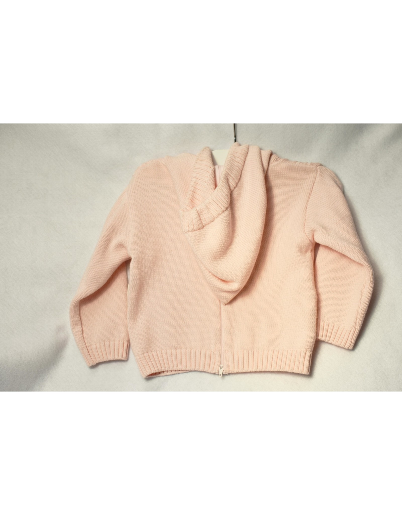 Carriage Boutique Cable Hooded Sweater