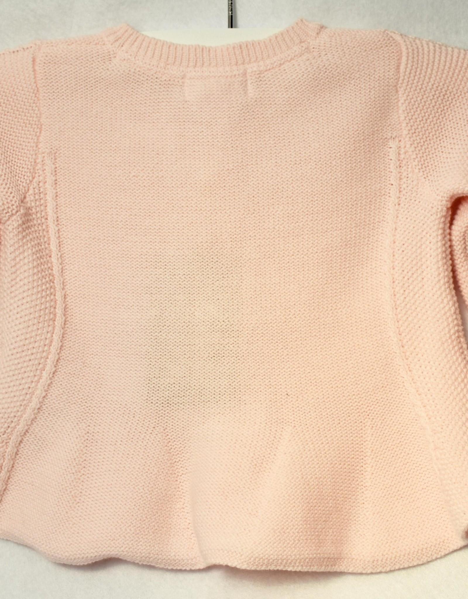 Angel Dear Cardigan Pink Seed