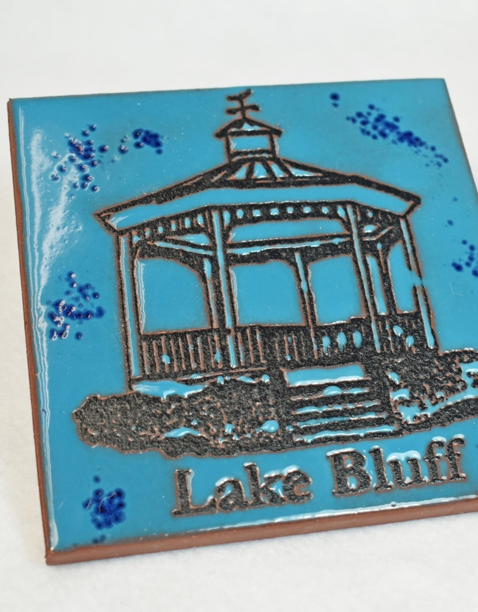 Lake Bluff Trivet