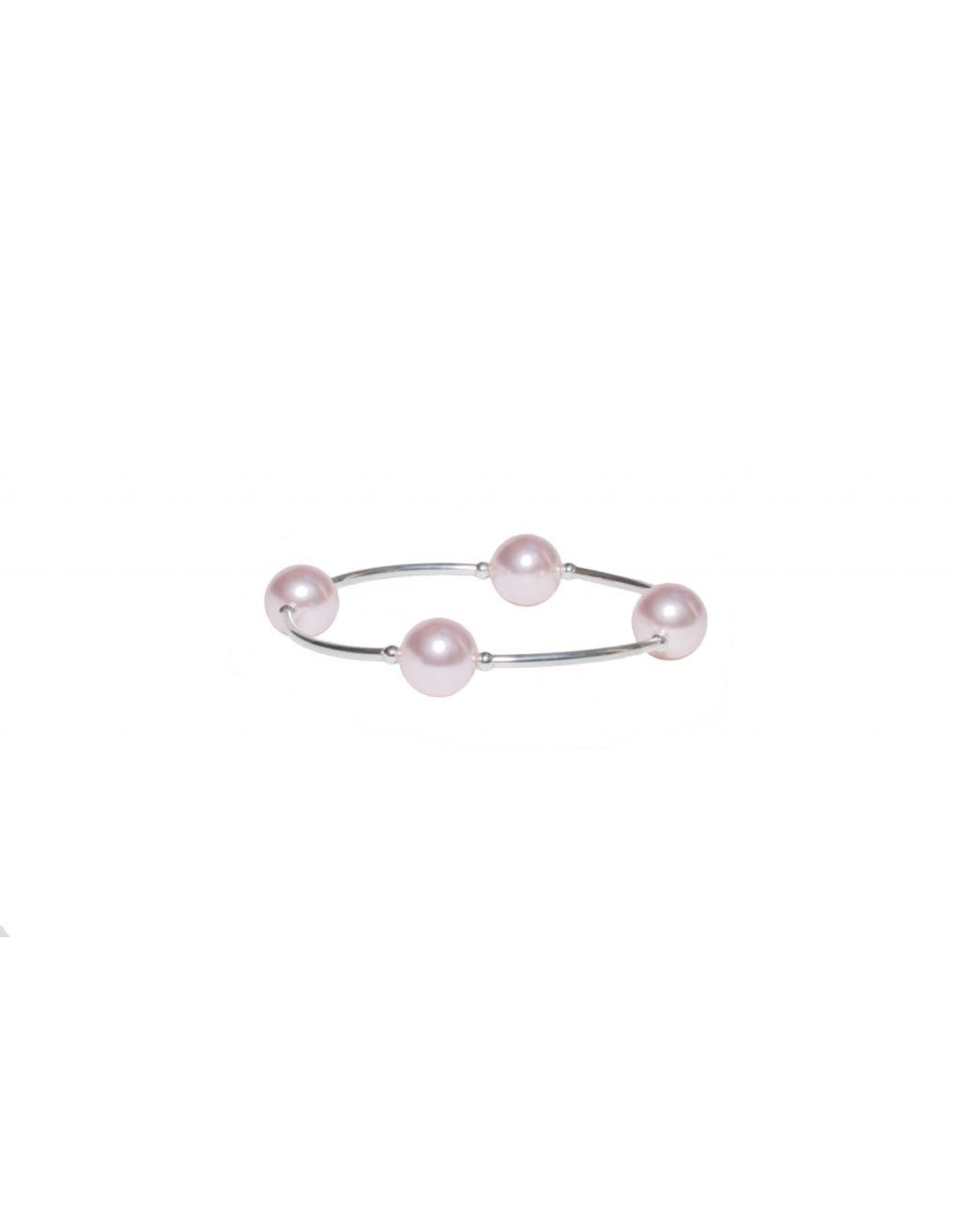 Made As Intended Pink Pearl Blessing Bracelet