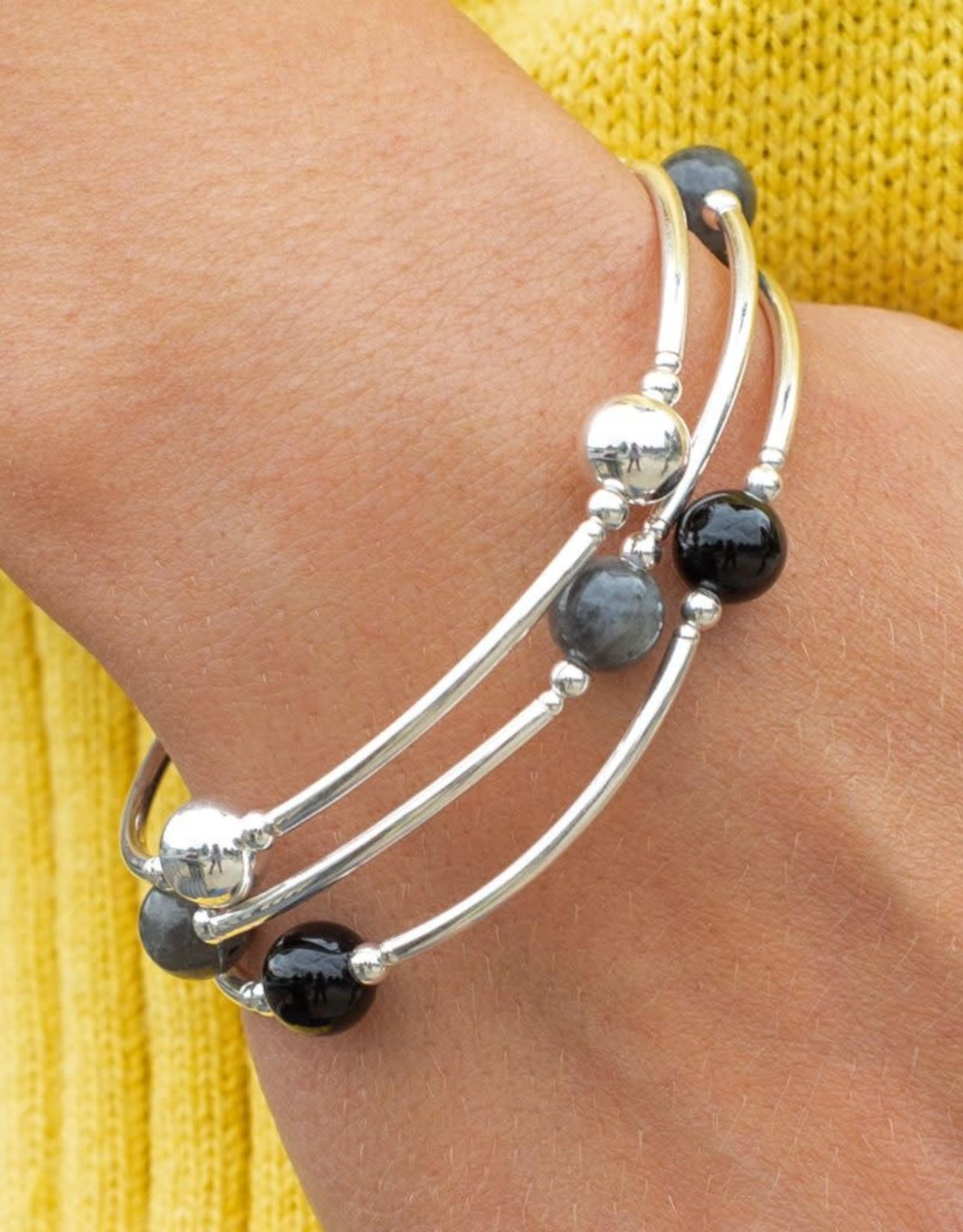 Made As Intended 8mm Labradorite Blessing Bracelet