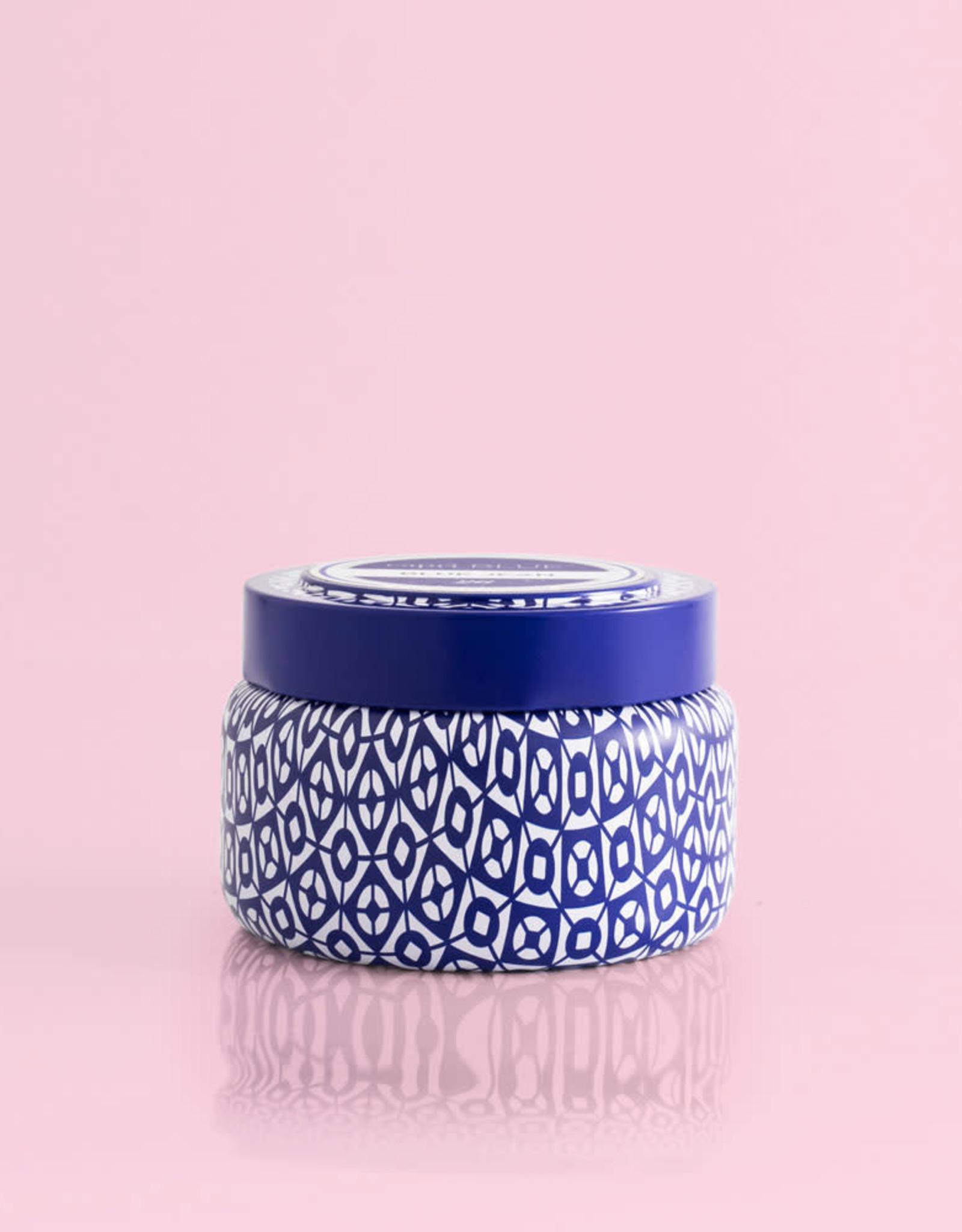 Capri Blue Blue Jean Travel Tin Candle