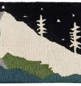 Winter Woods Hearth Rug 1'x6'