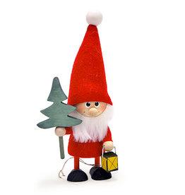 Nordic Dreams Santa Tree Lantern