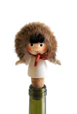 Nordic Dreams Eskimo Bottle stopper