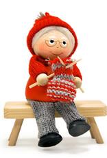 Nordic Dreams Granny Knitting