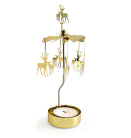 Nordic Dreams Moose Rotary Chime