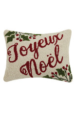 """JOYEUX NOEL Pillow 12X16"""""""