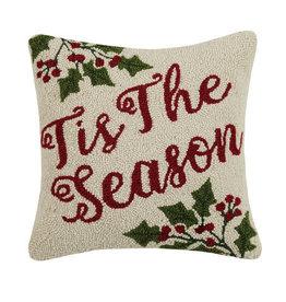 Tis the Season Hook Pillow