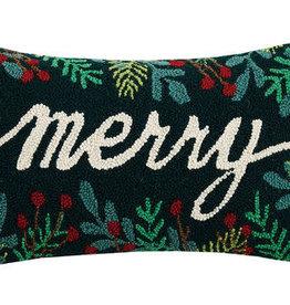 Merry Foliage Pillow