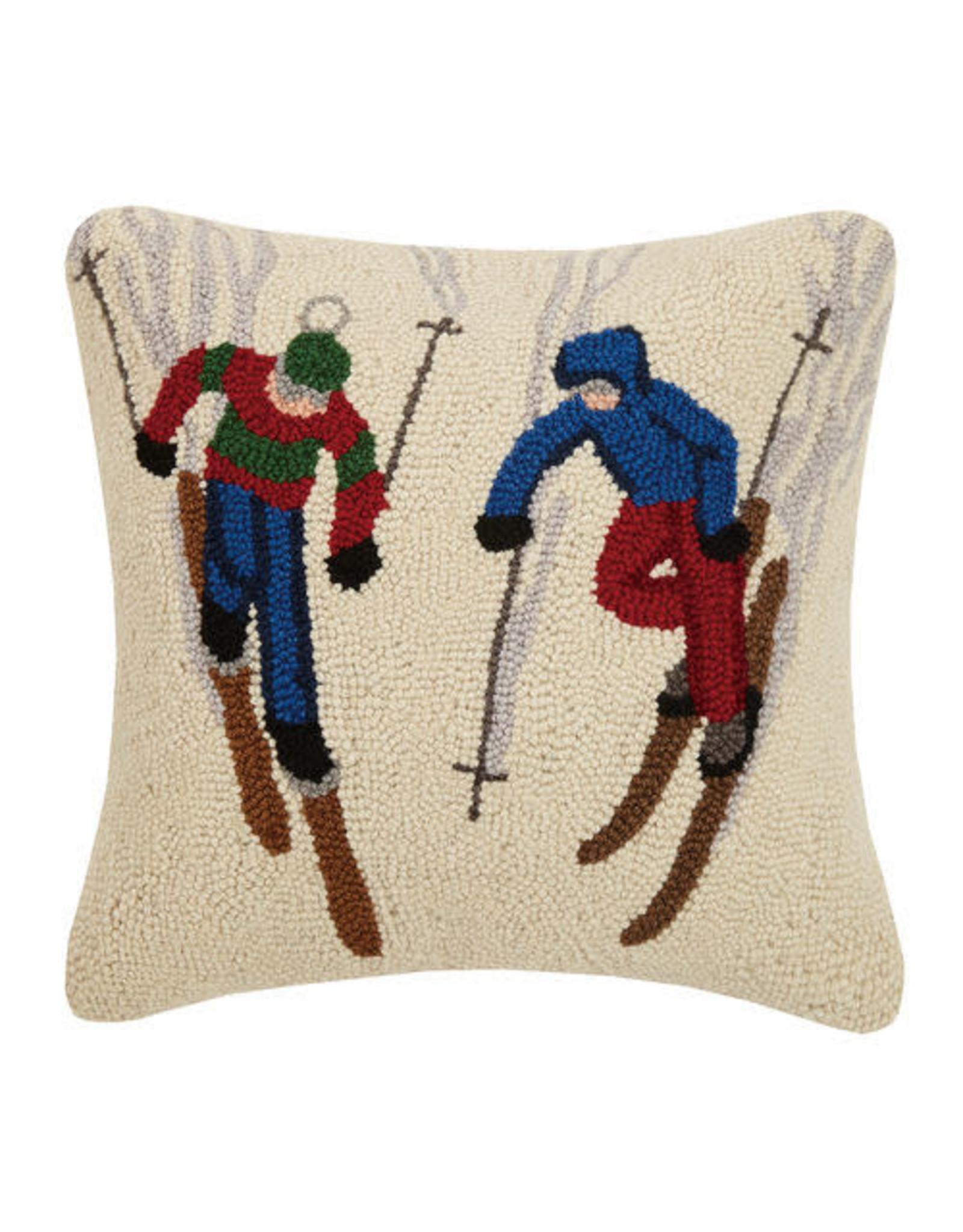 Ski Buddies Pillow
