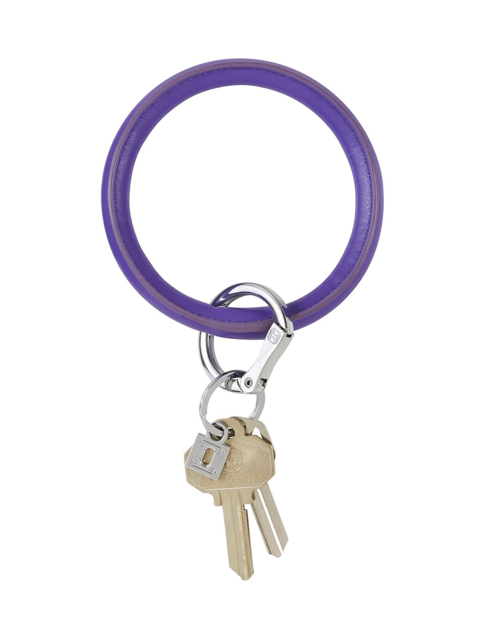 O Ventures Vegan O-Ring Deep Purple