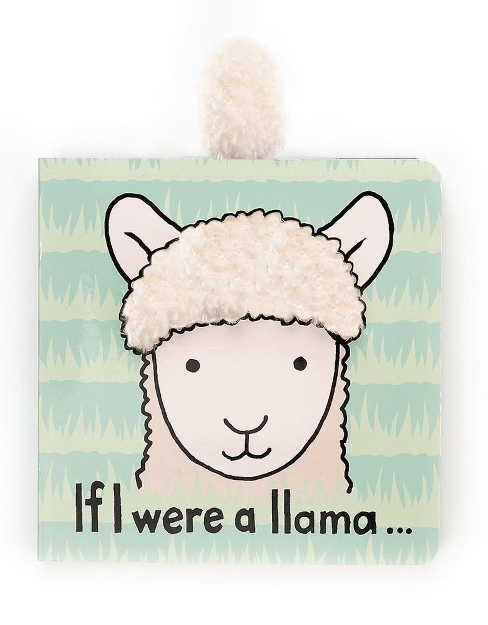 Jelly Cat If I Were a Llama