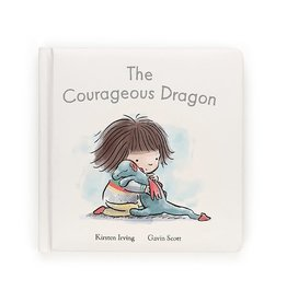 Jelly Cat The Courageous Dragon Book