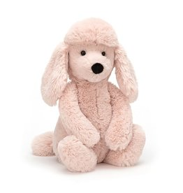 Jelly Cat Bashful Blush Poodle Medium 12""