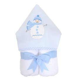Three Marthas Everykid Blue Snowman