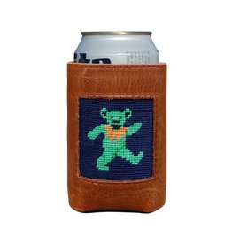 Smather's & Branson Can Cooler Dancing Bear