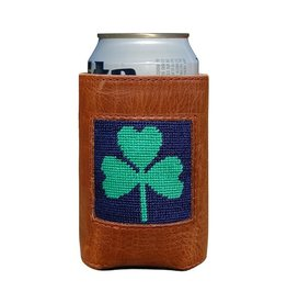 Smather's & Branson Can Cooler Shamrock