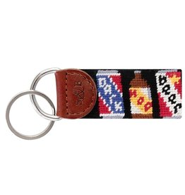 Smather's & Branson Key Fob Beer Cans