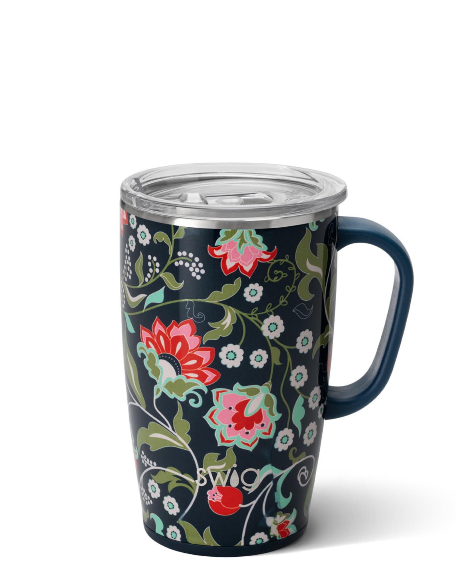 Swig 18oz Mug Lotus Blossum