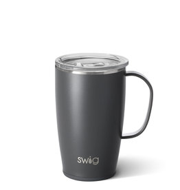 Swig 18oz Mug Matte Grey