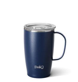 Swig 18oz Mug Matte Navy