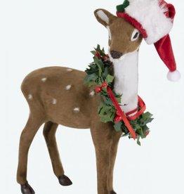 Reindeer w/wreath