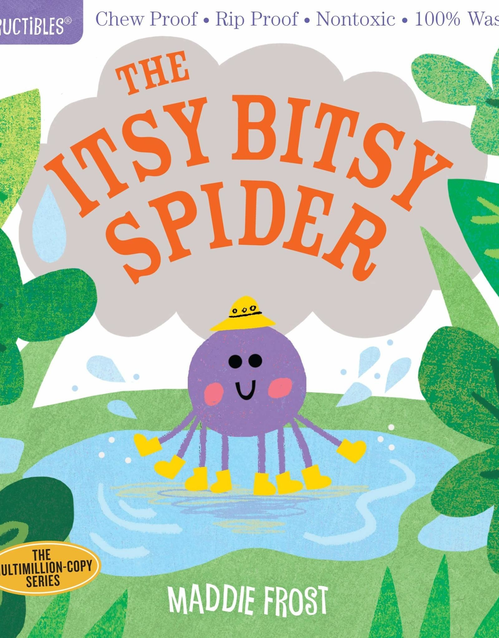 Indestructible Book Itsy Bitsy