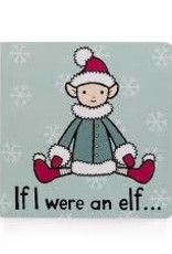 Jelly Cat If I were an Elf Book