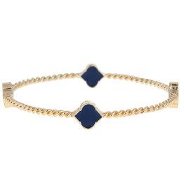 Fornash Bracelet Navy Rope Spade
