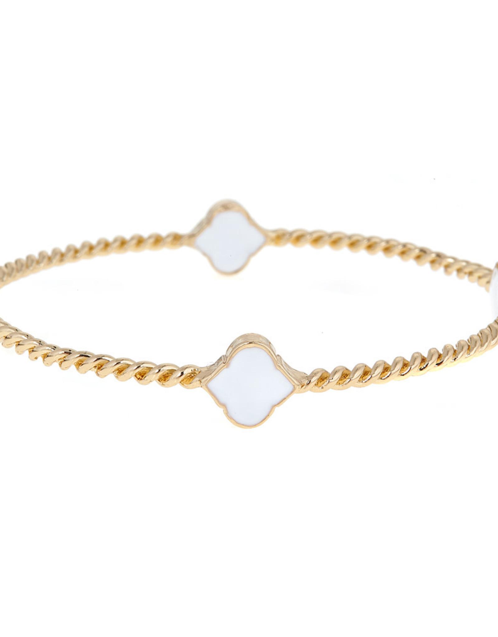 Fornash Bracelet Rope Spade White