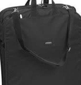 Shoulder Strap Garment Bag Black