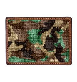 Smather's & Branson Card Wallet Camo
