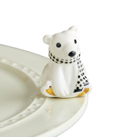 Nora Fleming Mini Polar Bear