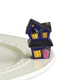 Nora Fleming Mini Haunted House