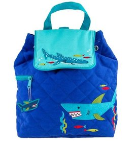 Stephen Joseph Backpack Shark