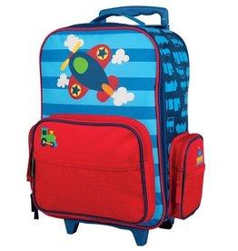 Stephen Joseph Rolling Luggage Airplane