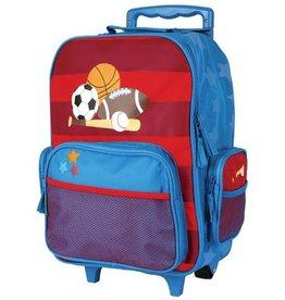 Stephen Joseph Rolling Luggage Sports