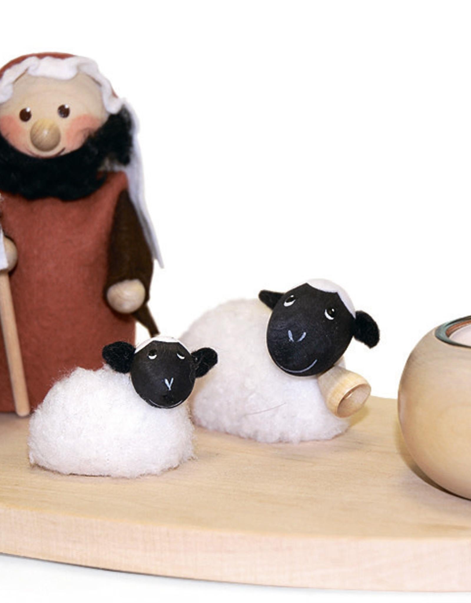 Nordic Dreams Medium Nativity Set