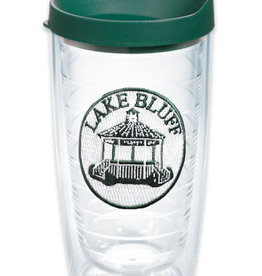 Tervis Tumbler 16oz/Lake Bluff Gazebo Green Lid