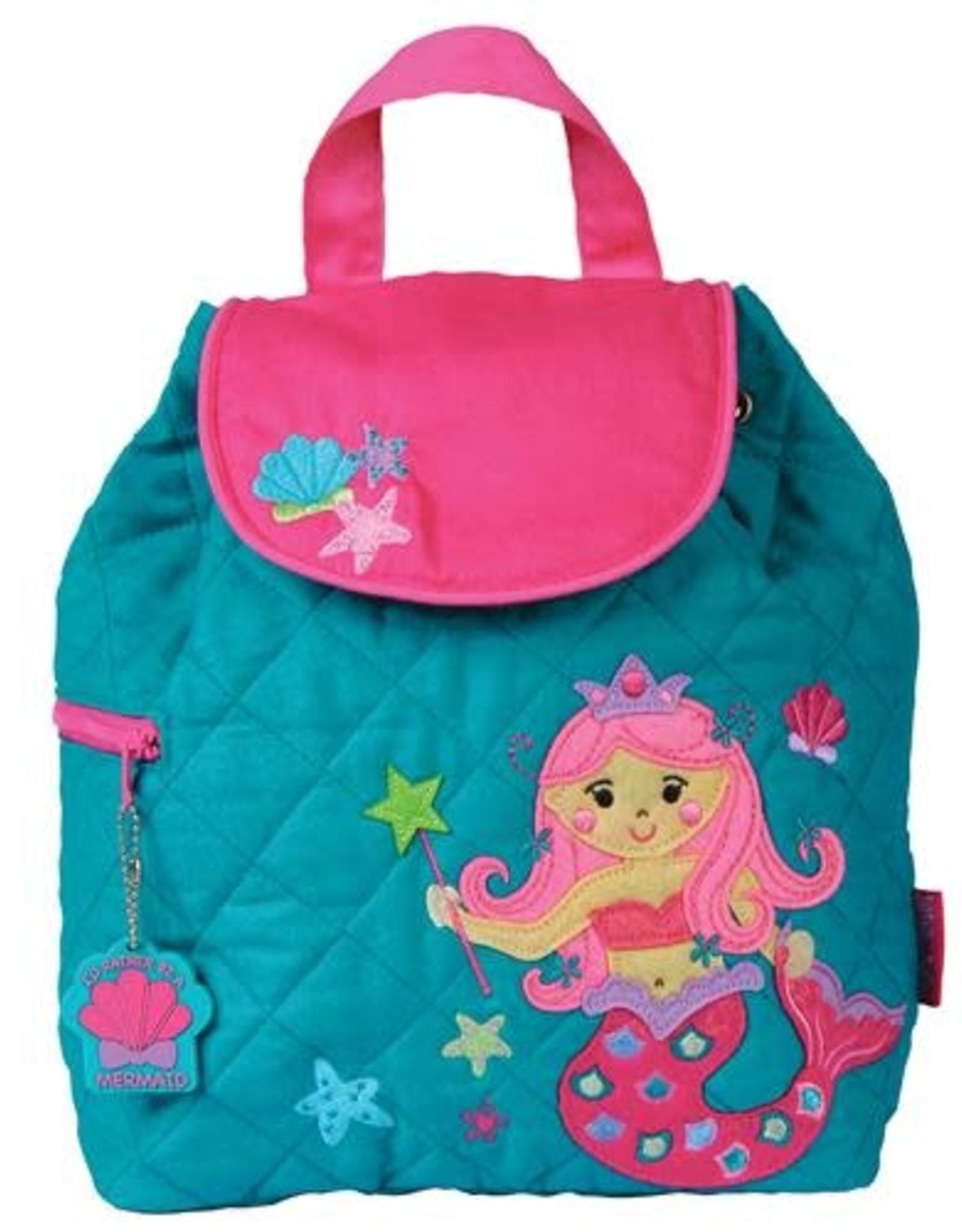Stephen Joseph Backpack Mermaid
