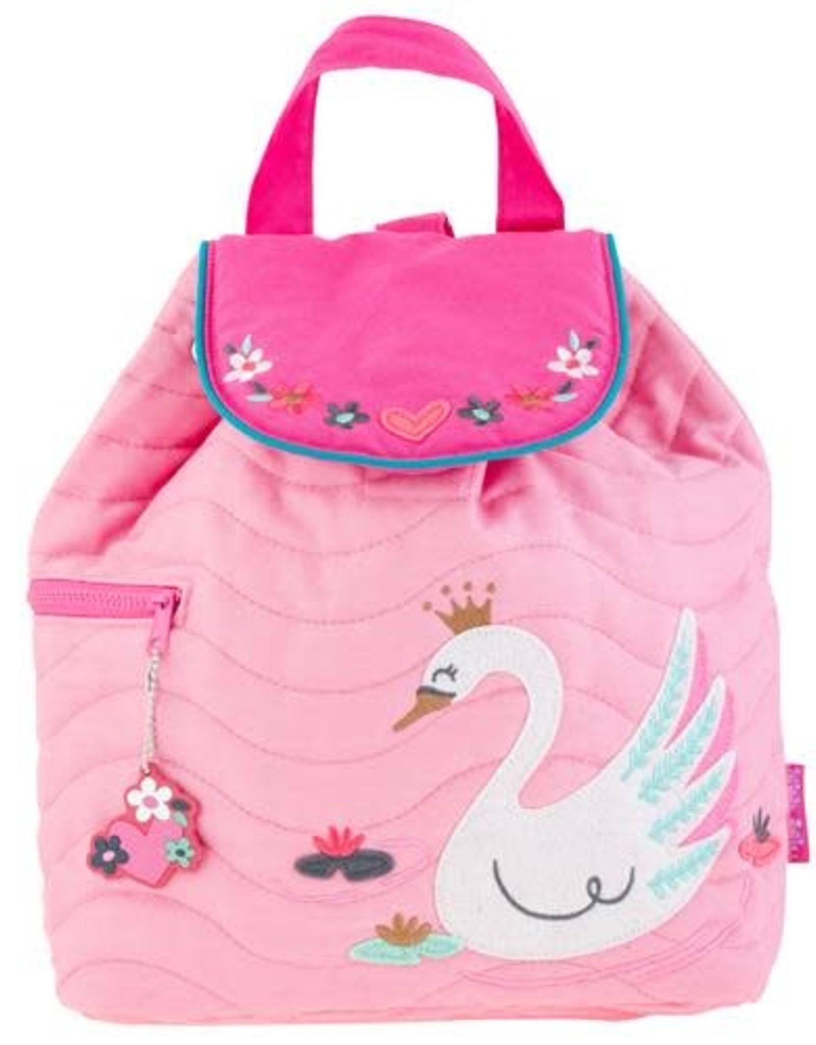 Stephen Joseph Backpack Swan