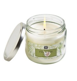 Hillhouse Naturals Fig &  Fir Jar Candle 7oz