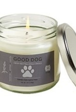 Hillhouse Naturals Good Dog Candle in jar 7oz