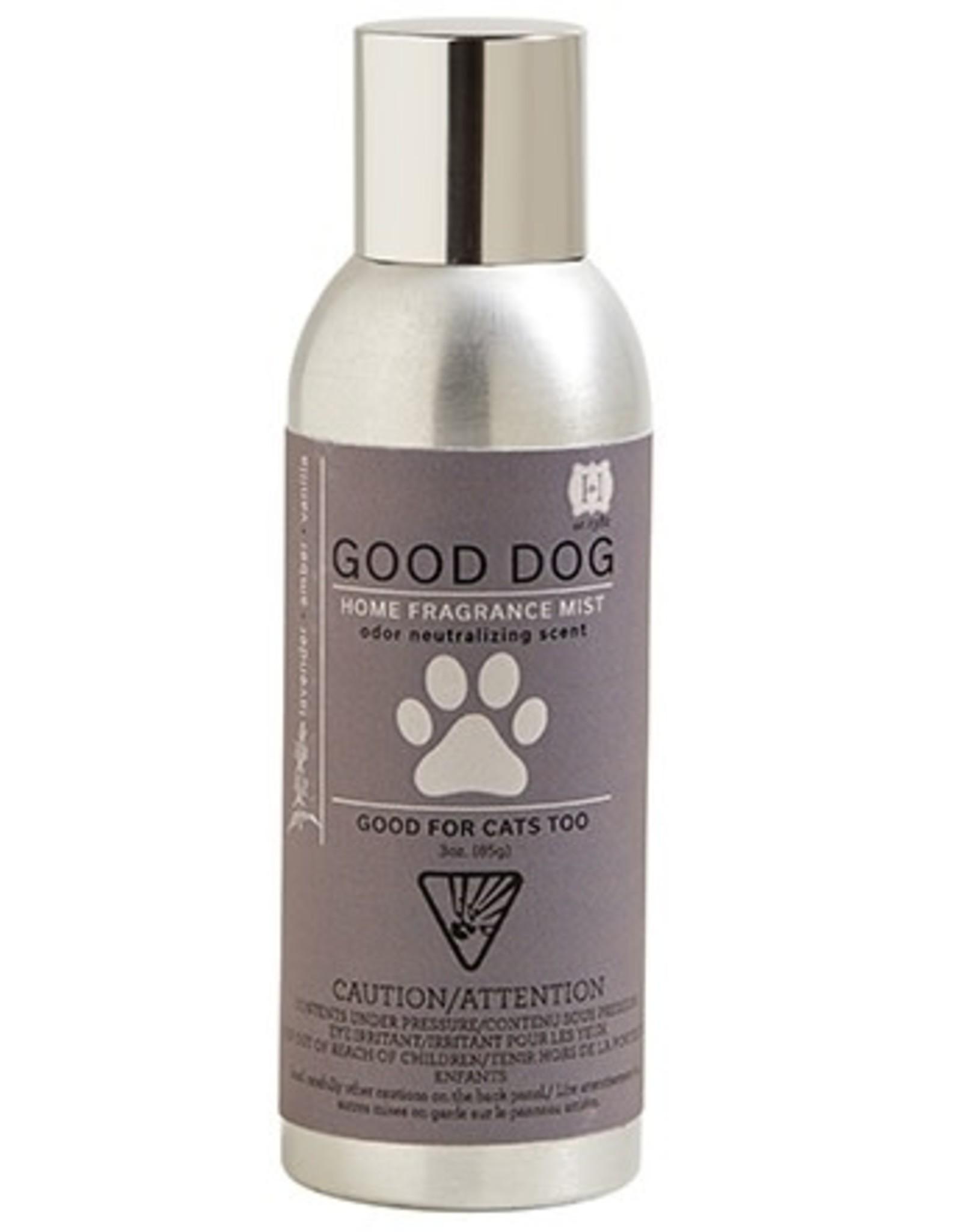 Hillhouse Naturals Good Dog Fragrance Mist
