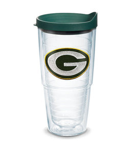 Tervis Tumbler 24oz/lid Green Bay Packers