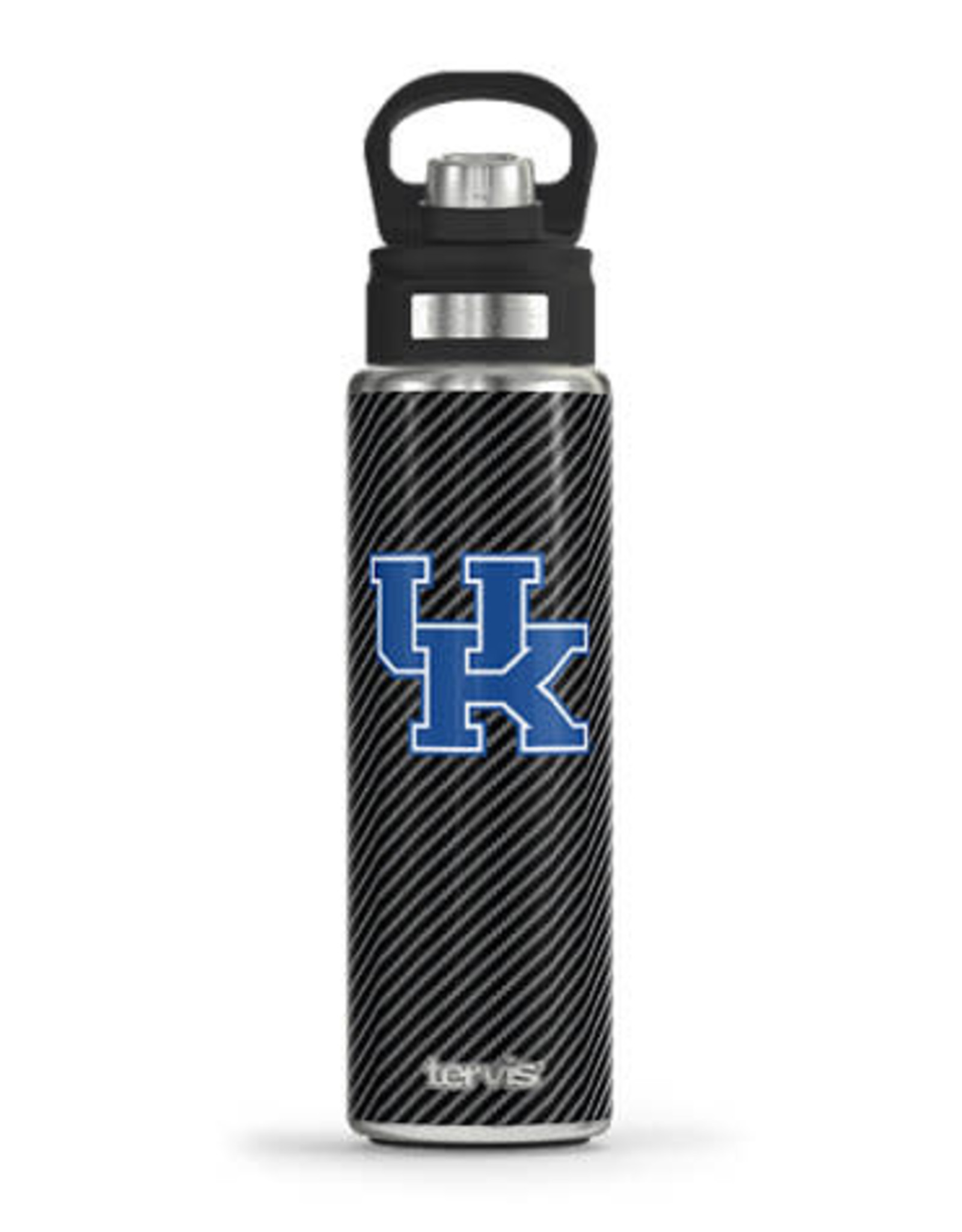 Tervis Tumbler 24oz. Kentucky Wildcats Carbon Fiber