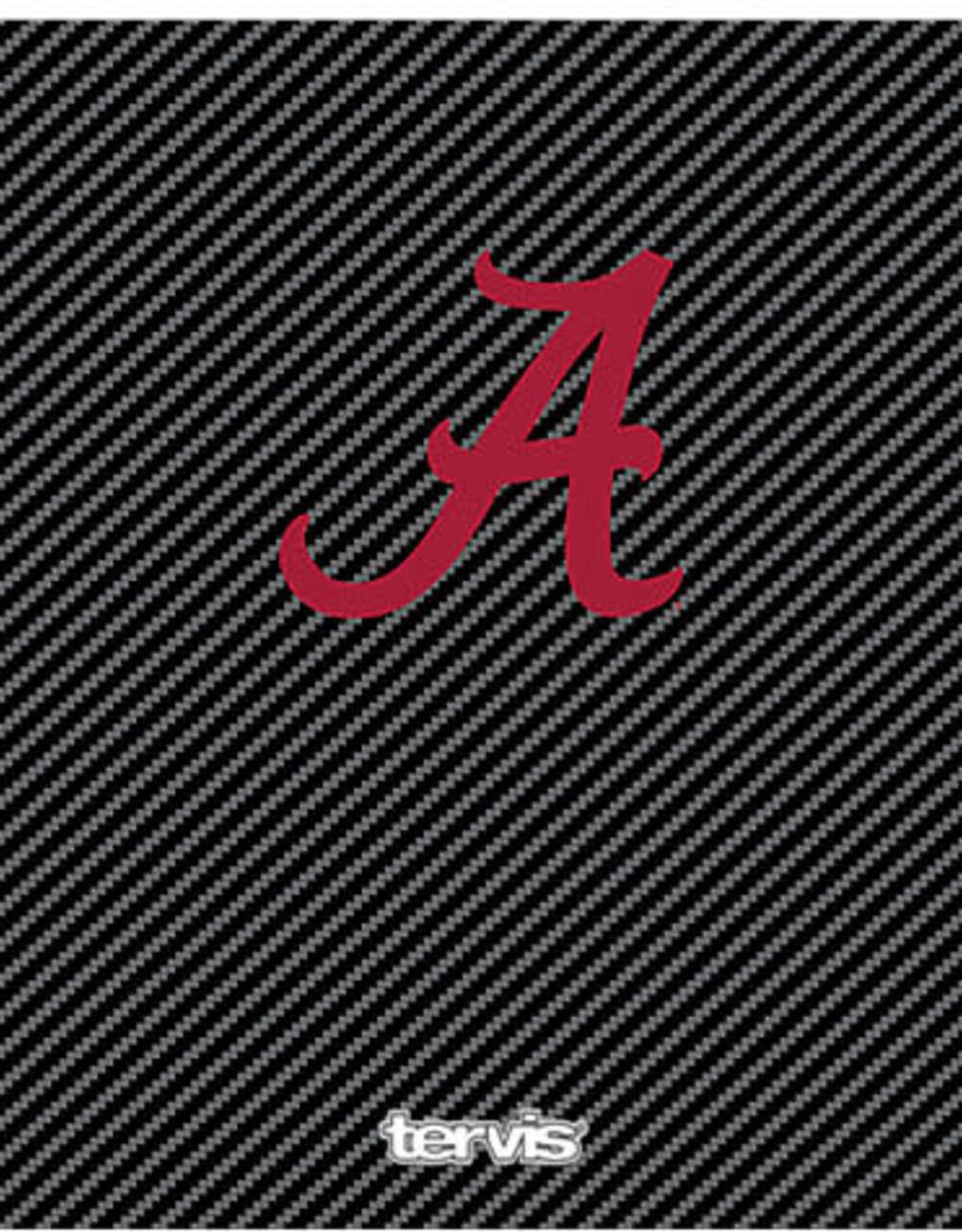 Tervis Tumbler 24oz Alabama Crimson Tide Carbon Fiber