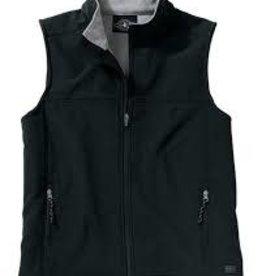 Charles River Apparel M's Classic Soft Shell Vest Black